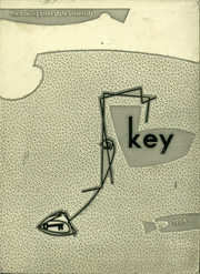 1954 Edition, Bowling Green State University - Key Yearbook (Bowling Green, OH)