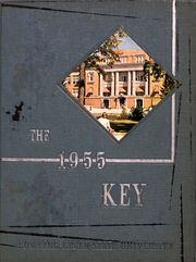 1955 Edition, Bowling Green State University - Key Yearbook (Bowling Green, OH)