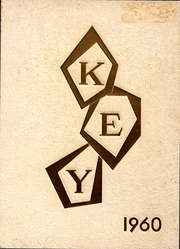 1960 Edition, Bowling Green State University - Key Yearbook (Bowling Green, OH)