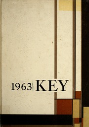 1963 Edition, Bowling Green State University - Key Yearbook (Bowling Green, OH)