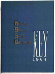 1964 Edition, Bowling Green State University - Key Yearbook (Bowling Green, OH)