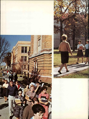 Page 10, 1964 Edition, Bowling Green State University - Key Yearbook (Bowling Green, OH) online yearbook collection