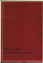 1968 Edition, Bowling Green State University - Key Yearbook (Bowling Green, OH)