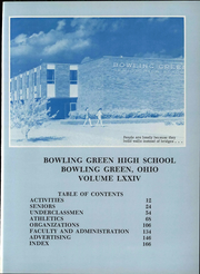 Page 7, 1974 Edition, Bowling Green State University - Key Yearbook (Bowling Green, OH) online yearbook collection