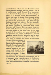 Page 15, 1906 Edition, College of Wooster - Index Yearbook (Wooster, OH) online yearbook collection