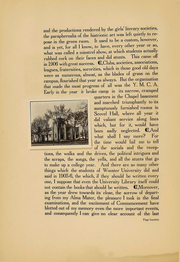 Page 16, 1906 Edition, College of Wooster - Index Yearbook (Wooster, OH) online yearbook collection