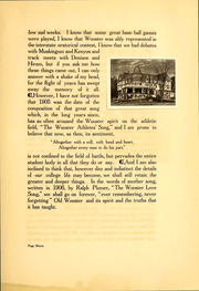 Page 17, 1906 Edition, College of Wooster - Index Yearbook (Wooster, OH) online yearbook collection