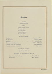 Page 15, 1919 Edition, College of Wooster - Index Yearbook (Wooster, OH) online yearbook collection