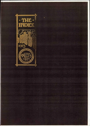 College of Wooster - Index Yearbook (Wooster, OH) online yearbook collection, 1923 Edition, Page 1