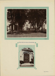 Page 15, 1924 Edition, College of Wooster - Index Yearbook (Wooster, OH) online yearbook collection