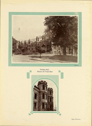 Page 17, 1924 Edition, College of Wooster - Index Yearbook (Wooster, OH) online yearbook collection