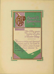 Page 7, 1924 Edition, College of Wooster - Index Yearbook (Wooster, OH) online yearbook collection