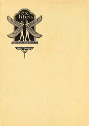 Page 2, 1926 Edition, College of Wooster - Index Yearbook (Wooster, OH) online yearbook collection