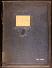 Page 1, 1929 Edition, College of Wooster - Index Yearbook (Wooster, OH) online yearbook collection