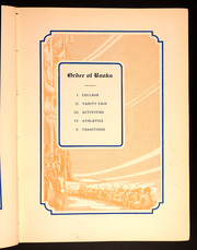 Page 11, 1929 Edition, College of Wooster - Index Yearbook (Wooster, OH) online yearbook collection