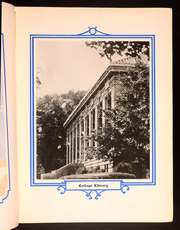 Page 13, 1929 Edition, College of Wooster - Index Yearbook (Wooster, OH) online yearbook collection