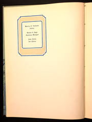 Page 6, 1929 Edition, College of Wooster - Index Yearbook (Wooster, OH) online yearbook collection
