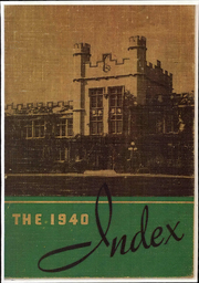 Page 1, 1940 Edition, College of Wooster - Index Yearbook (Wooster, OH) online yearbook collection