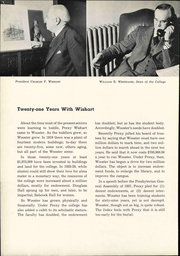 Page 16, 1940 Edition, College of Wooster - Index Yearbook (Wooster, OH) online yearbook collection