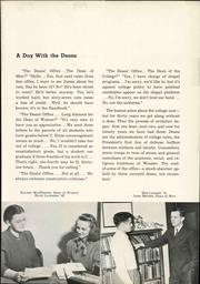 Page 17, 1940 Edition, College of Wooster - Index Yearbook (Wooster, OH) online yearbook collection