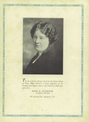 Page 7, 1924 Edition, East Night High School - Rostrum Yearbook (Cincinnati, OH) online yearbook collection