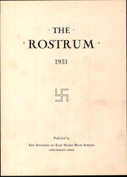 Page 7, 1931 Edition, East Night High School - Rostrum Yearbook (Cincinnati, OH) online yearbook collection