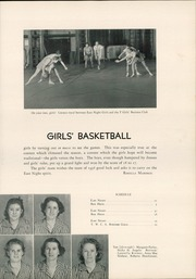Page 115, 1935 Edition, East Night High School - Rostrum Yearbook (Cincinnati, OH) online yearbook collection