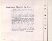 Page 12, 1936 Edition, East Night High School - Rostrum Yearbook (Cincinnati, OH) online yearbook collection