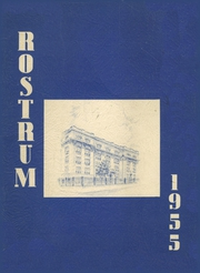 Page 1, 1955 Edition, East Night High School - Rostrum Yearbook (Cincinnati, OH) online yearbook collection