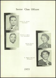 Page 10, 1955 Edition, East Night High School - Rostrum Yearbook (Cincinnati, OH) online yearbook collection