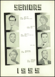 Page 12, 1955 Edition, East Night High School - Rostrum Yearbook (Cincinnati, OH) online yearbook collection