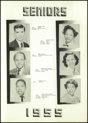 Page 13, 1955 Edition, East Night High School - Rostrum Yearbook (Cincinnati, OH) online yearbook collection