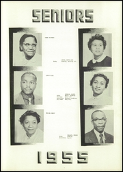 Page 15, 1955 Edition, East Night High School - Rostrum Yearbook (Cincinnati, OH) online yearbook collection