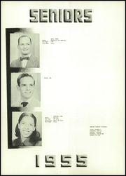 Page 16, 1955 Edition, East Night High School - Rostrum Yearbook (Cincinnati, OH) online yearbook collection