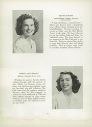 Page 10, 1949 Edition, Hathaway Brown School - Specularia Yearbook (Cleveland, OH) online yearbook collection