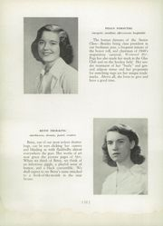 Page 14, 1949 Edition, Hathaway Brown School - Specularia Yearbook (Cleveland, OH) online yearbook collection