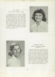 Page 15, 1949 Edition, Hathaway Brown School - Specularia Yearbook (Cleveland, OH) online yearbook collection