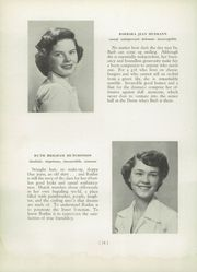 Page 16, 1949 Edition, Hathaway Brown School - Specularia Yearbook (Cleveland, OH) online yearbook collection