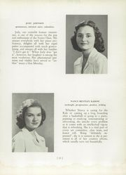 Page 17, 1949 Edition, Hathaway Brown School - Specularia Yearbook (Cleveland, OH) online yearbook collection