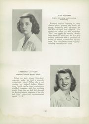 Page 8, 1949 Edition, Hathaway Brown School - Specularia Yearbook (Cleveland, OH) online yearbook collection