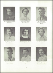 Page 17, 1959 Edition, Hathaway Brown School - Specularia Yearbook (Cleveland, OH) online yearbook collection