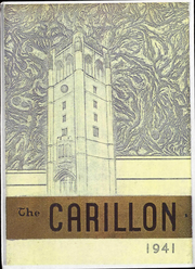 1941 Edition, John Carroll University - Carillon Yearbook (University Heights, OH)