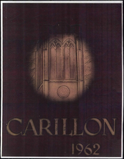 1962 Edition, John Carroll University - Carillon Yearbook (University Heights, OH)