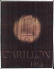 1963 Edition, John Carroll University - Carillon Yearbook (University Heights, OH)
