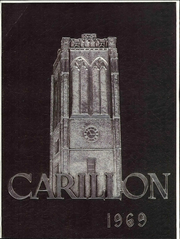 1969 Edition, John Carroll University - Carillon Yearbook (University Heights, OH)