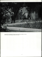 Page 8, 1974 Edition, John Carroll University - Carillon Yearbook (University Heights, OH) online yearbook collection