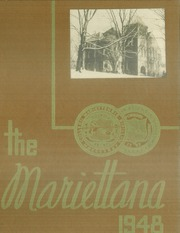 1948 Edition, Marietta College - Mariettana Yearbook (Marietta, OH)
