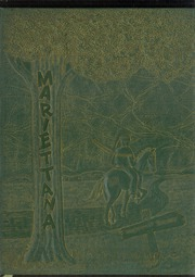 1950 Edition, Marietta College - Mariettana Yearbook (Marietta, OH)