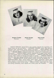 Page 76, 1943 Edition, Notre Dame Cathedral Latin School - Yearbook (Chardon, OH) online yearbook collection