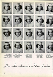 Page 78, 1943 Edition, Notre Dame Cathedral Latin School - Yearbook (Chardon, OH) online yearbook collection
